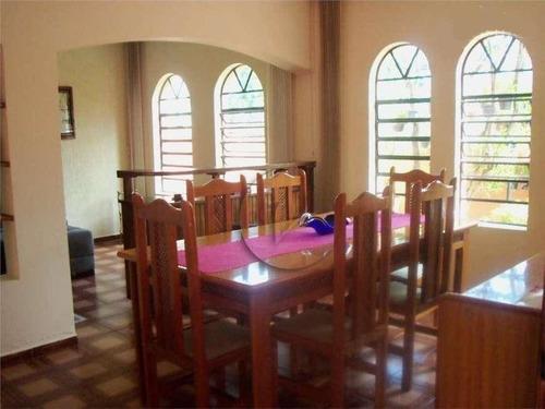 Sobrado Residencial À Venda, Vila Scarpelli, Santo André - So0141. - So0141