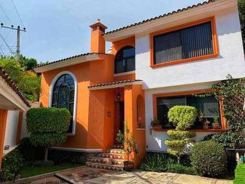 Casa En Venta, Fraccionamiento La Cañada, Cuernavaca Morelos