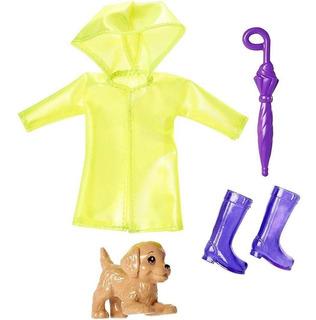 Barbie Chelsea Ropa Y Accesorios Mattel