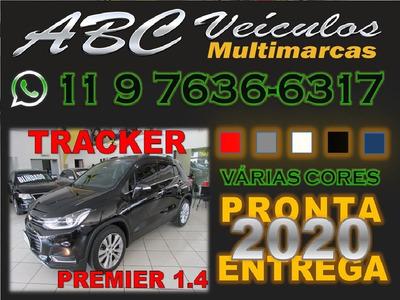 Chevrolet Tracker Premier 1.4 Turbo - Ano 2019 - Zero Km