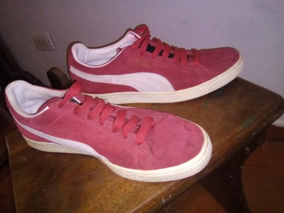 Zapatos Pumas Suede De Hombre Talla 44