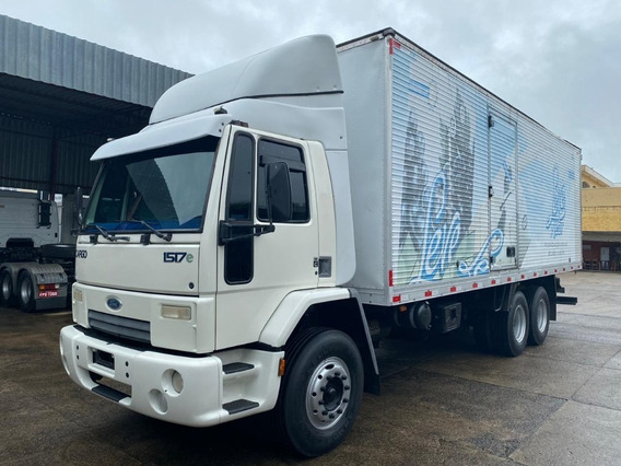 Ford Cargo 1517 Truck 2010