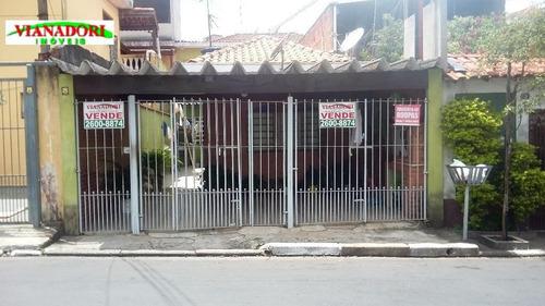 Imagem 1 de 22 de Casa Venda, Jardim Aliança, Guarulhos. - Ca0428