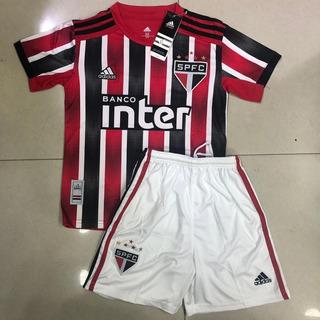 Conjunto Infantil São Paulo 19/20