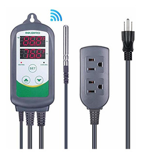 Dispositivo Frío Control Temperatura Inkbird Itc