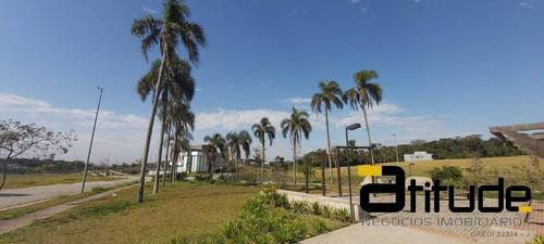 Imagem 1 de 15 de Terreno A Venda Condomínio Altavis Da Aldeia - 5035