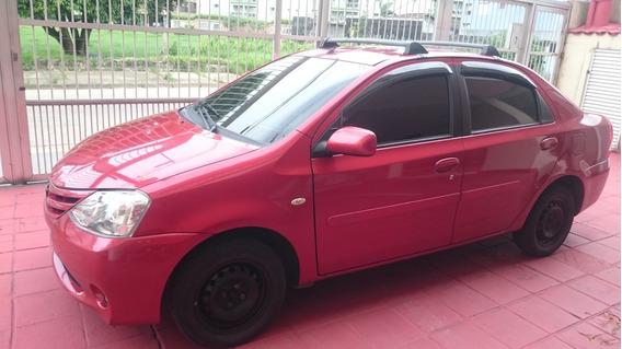 Toyota Etios Sedã Xs 1.5 16v