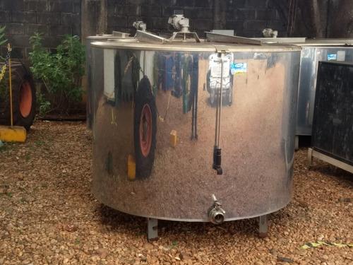 Imagem 1 de 5 de Tanque Resfriador De Leite Em Inox Cap. 2.000l - 2603