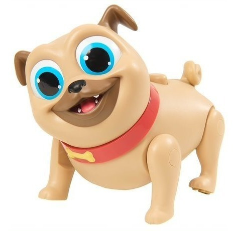 Surprise Action Rolly Puppy Dog Pals