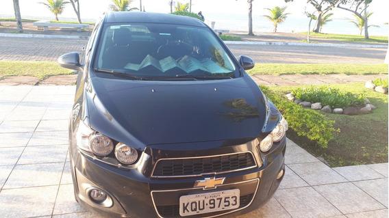 Chevrolet Sonic Ltz 14/14 Completíssimo E Novíssimo