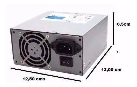 Fonte Seasonic Ss-300sfe Active Pfc 300w