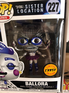 Ballora Sister Location Five Nights At Freddy´s Funko Pop Ch