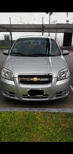 Imagen 1 de 12 de Chevrolet Aveo 2011 1.6 Lt 33.000 Kms