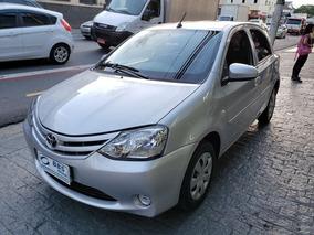 Toyota Etios X 1.3 16v Flex, Pkg5899