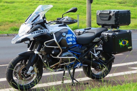 Bmw R 1200 Gs Adventure + Rally Touring