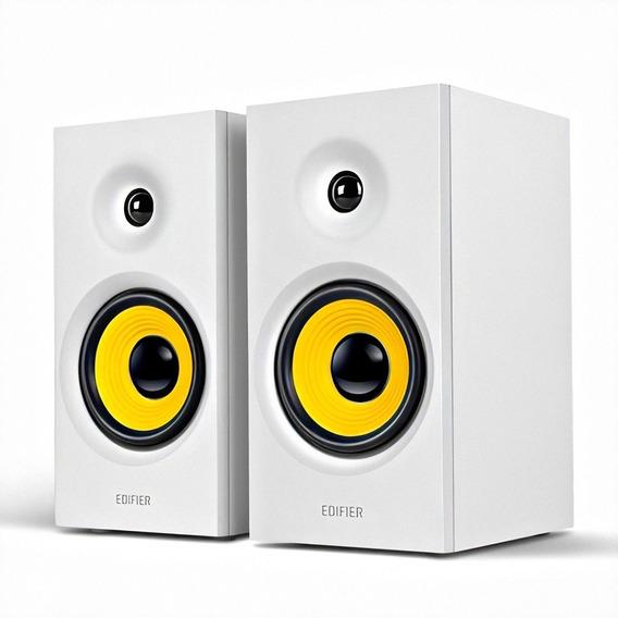 Caixas De Som R1080 Bt Com Bluetooth Branca