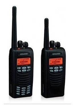 Radio Kenwood Digital Nx3320 Uhf / Vhf Rados En Caja