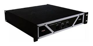 Amplificador De Potencia Apogee P3600 1800w X 2, 2ohm
