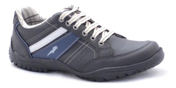Sapatenis Individual Polo Blu Sapato Tenis Barato 4050