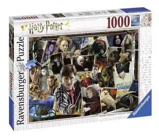 Puzzle 1000 Pz Harry Potter Vs Voldemort Ravensburger 151707