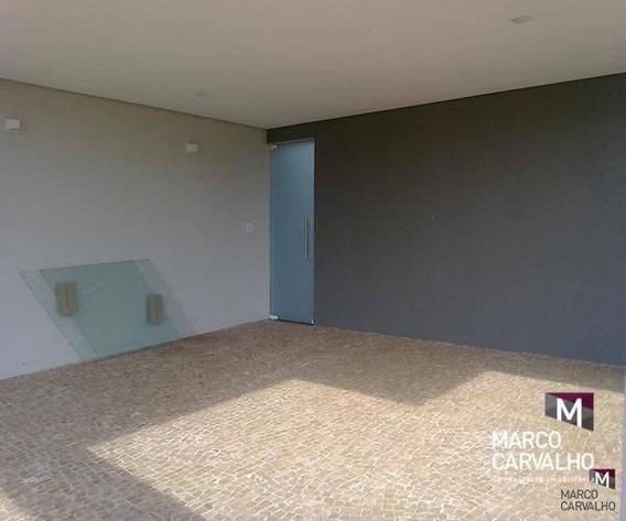 Casa Residencial À Venda, Reserva Esmeraldas, Marília. - Ca0057