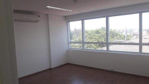 Sala Para Alugar, 41 M² Por R$ 1.400,00/mês - Alphaville Industrial - Barueri/sp - Sa0173