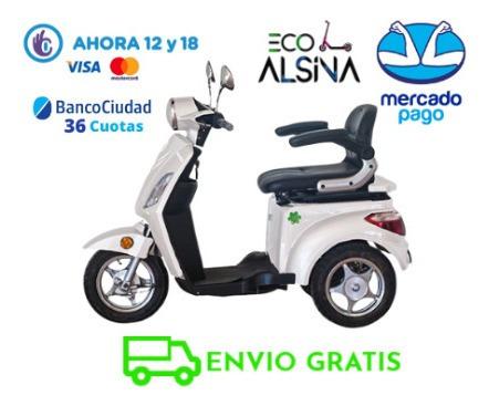 Triciclo Elpra P/ Discapacitados Bateria 1200w / Hot Sale