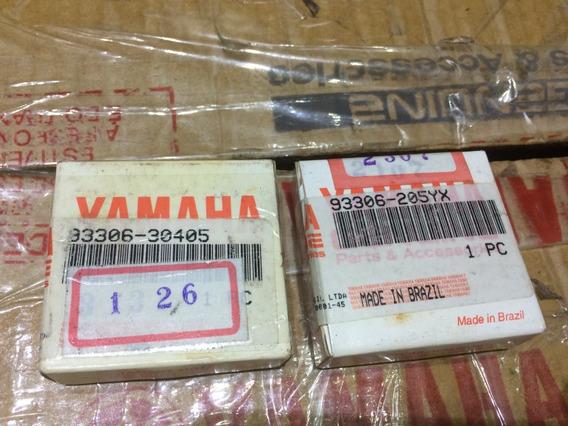 Rolamento Virabrequim Rd135 Rdz Original Yamaha Rd 135 (par)