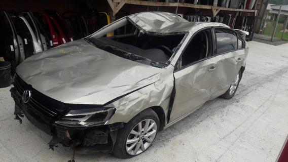 Sucata Volkswagen Jetta 2014 2.0 Autom. Flex - Rs Auto Peças