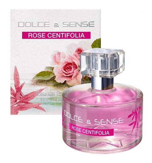 Perfume Dolce Sense Rose Centifolia Paris Elysees Novidade