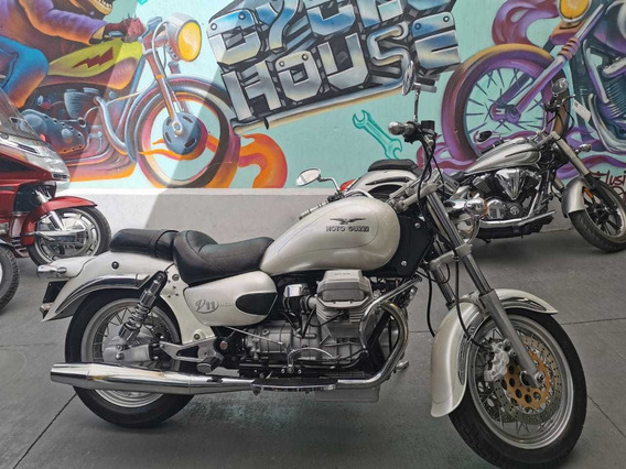 Moto Guzzi 1100 Bassa 1999 Titulo Limpio Checala!!