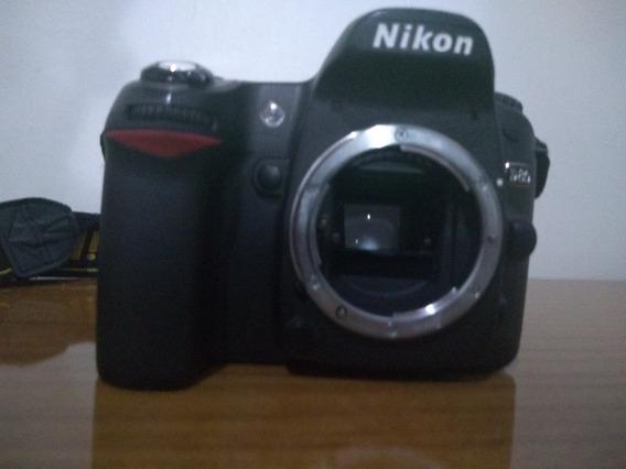 Vende-se Camera Fotografica Nikon D80 Com 37.831 Cliques