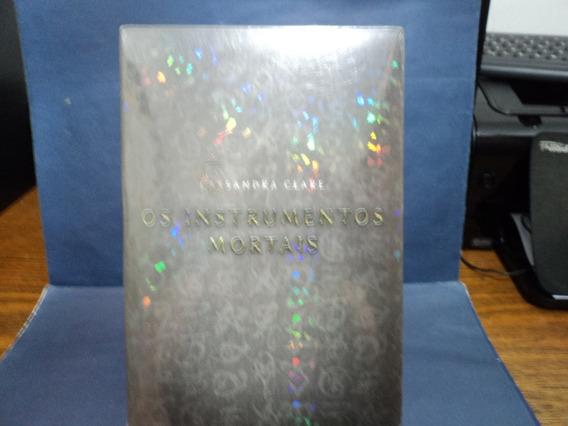 Box Os Instrumentos Mortais (6 Volumes) - Edicao Holografica