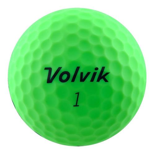Pelotas Golf Vivid Xt Volvik Verde