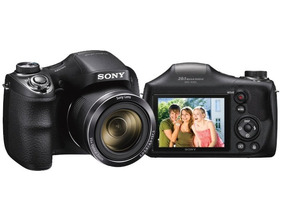Camera Cyber-shot Dsc-h300 20.1mp Sony