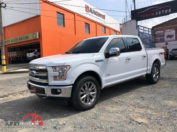 Ford F150 Lariat 3.5 Tp 2017