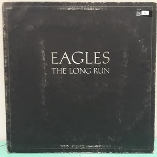 Eagles The Long Run Lp Vinilo Usa Con Insert