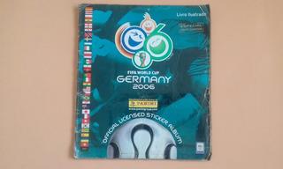 Album De Figurinha Fifa Germany 2006 Completo