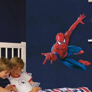 Vinilo Decorativo Para Pared O Muebles Spiderman