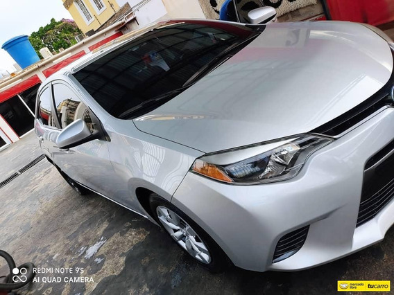 Toyota Corolla LG-automático