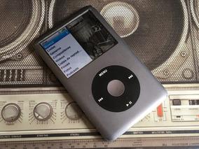 Leia Tudo - iPod Classic 120gb Peças Carcaça Display Bateria