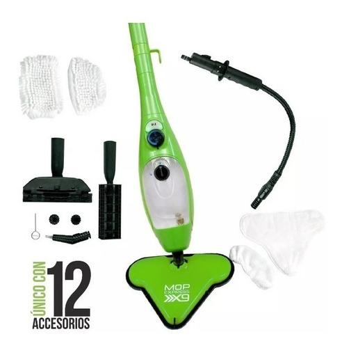 Limpiador De Pisos A Vapor Portatil Mop Express X9 5 En 1