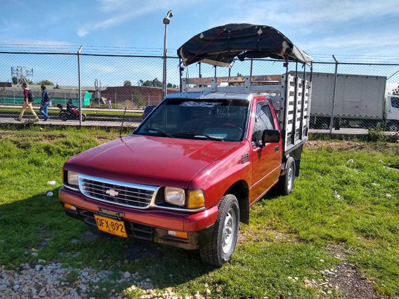 Chevrolet Luv Estacas Mt 2300 4x4