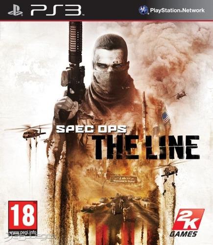 Spec Ops The Line Español | Ps3 | Tenelo Hoy