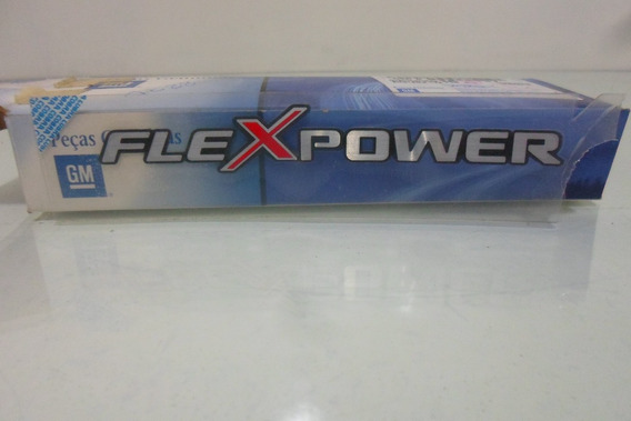 Emblema Flexpower Celta/prima/corsa/astra/s10 Gm - 93344997