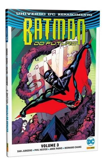 Batman Do Futuro: Renascimento - Volume 3 - Dc Comics