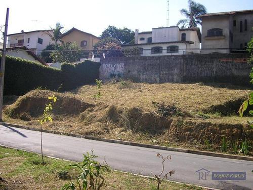 Terreno  Residencial À Venda, Cidade São Francisco, São Paulo. - Te0003