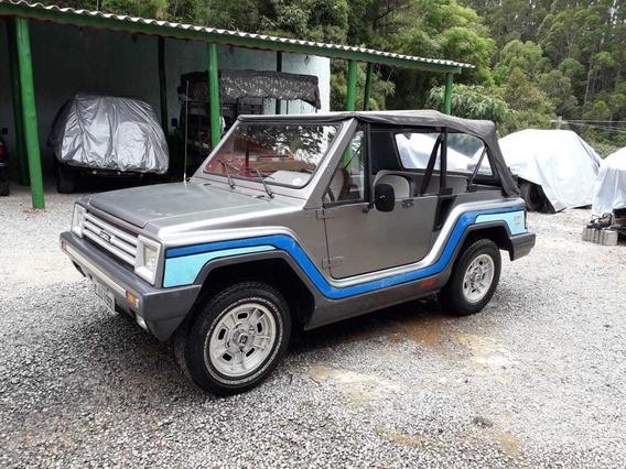 Gurgel X12 Tl Plus 1990 79000 Km Originais R$25.000,00