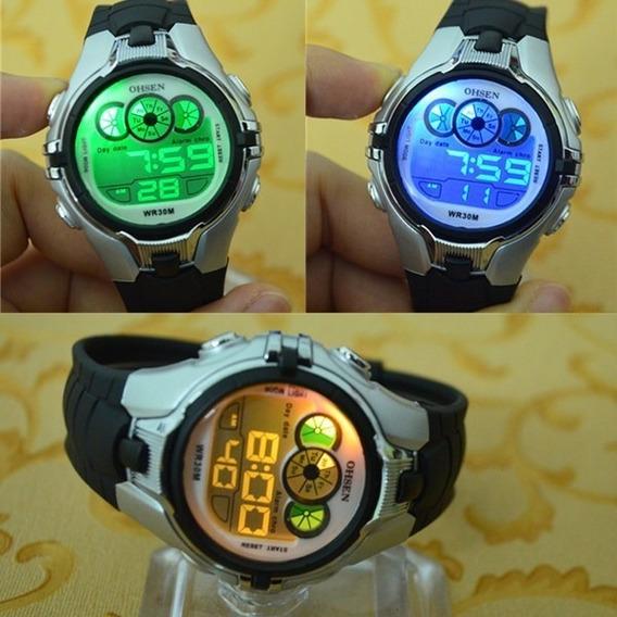 Relógio Digital Ohsen Modelo Prova D