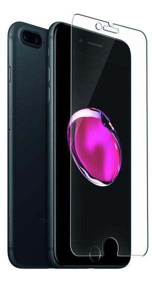 Película Transparente De Vidro Premium Phone 7 Plus / 8 Plus